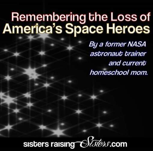Remembering the Loss of America's Space Heroes