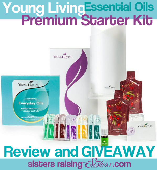 How to do giveaways for young living oils