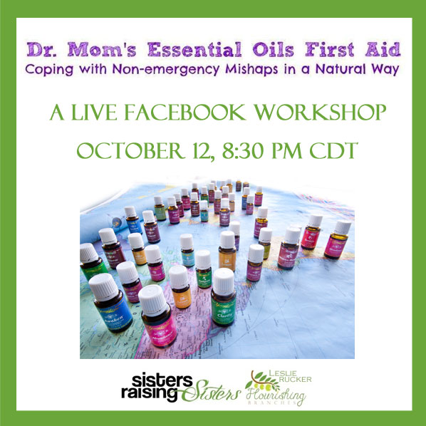 First Aid With Essential Oils