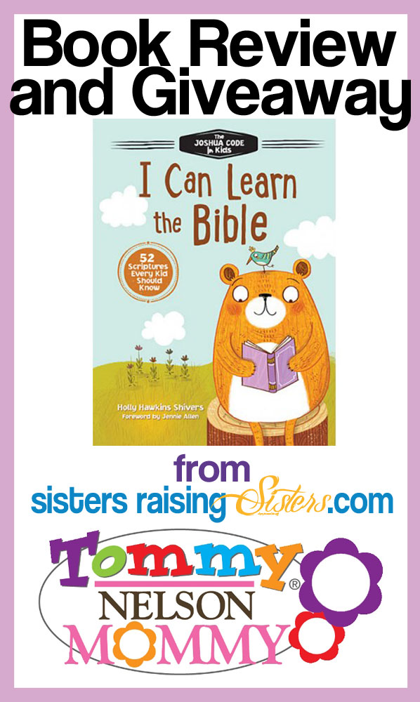 I Can Learn the Bible Review and Giveaway