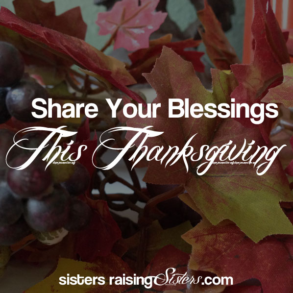 Share Your Blessings This Thanksgiving. Please consider helping this family.