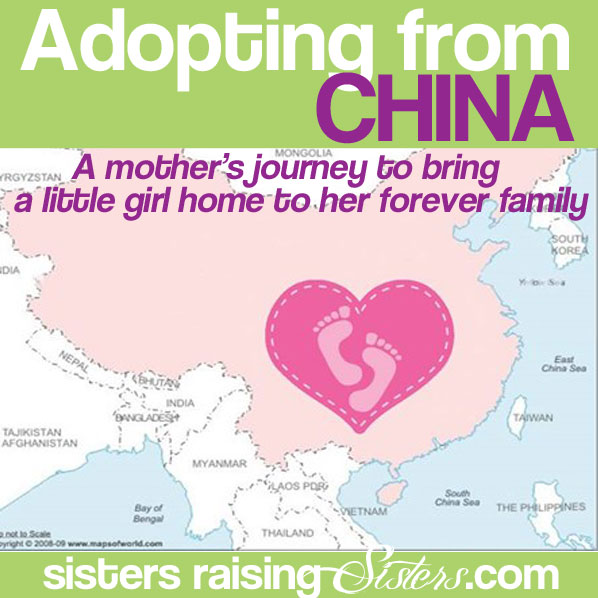 Adopting from China: A mother's journey to bring a little girl home to her forever family.