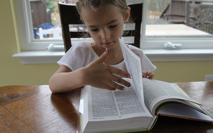 Tommy Nelson NKJV Early Readers Bible Giveaway - Sisters Raising Sisters